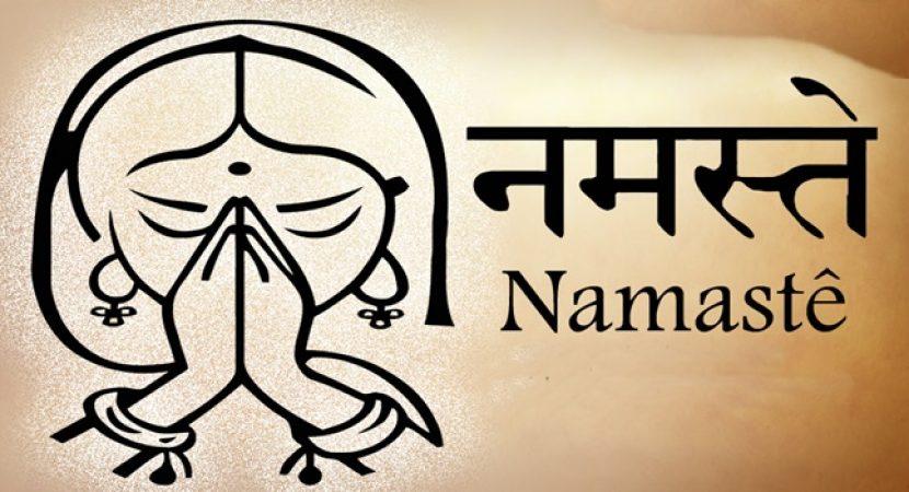 O que significa Namastê
