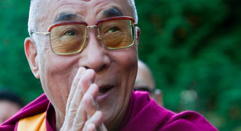 10 Grandes conselhos do Dalai Lama para melhorar a sua vida