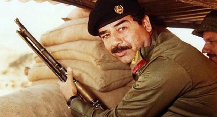 Conheça a história de 5 sanguinários Parte III Quem foi Saddam Hussein