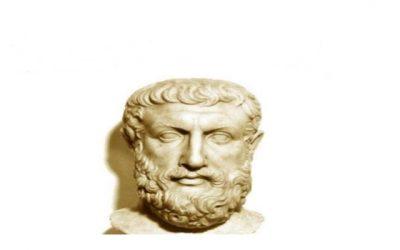 Era Pre-Socrática Parte VI Quem foi Parmênides