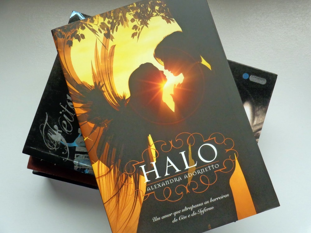 Livro Halo