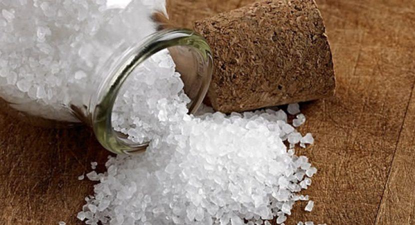 Os poderes do sal grosso