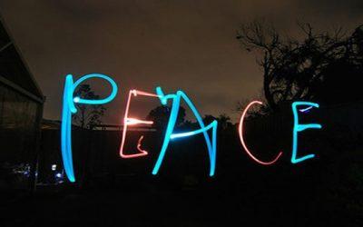 Pratique a paz sempre