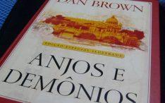 Livro 'Anjos e Demônios'