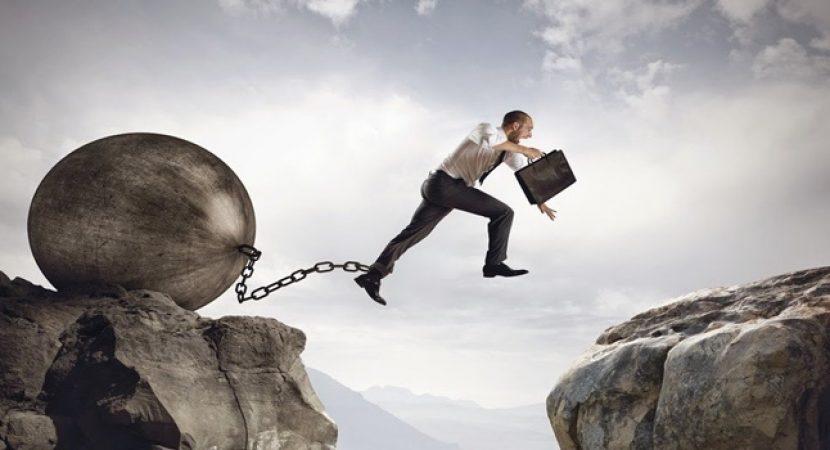 Obstáculos são rotineiros, quem não os têm