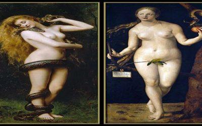 Resenha Eva e Lilith Imagens arquetípicas da Mulher na atualidade