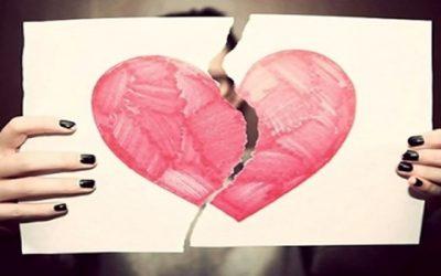 Nunca ame pela metade