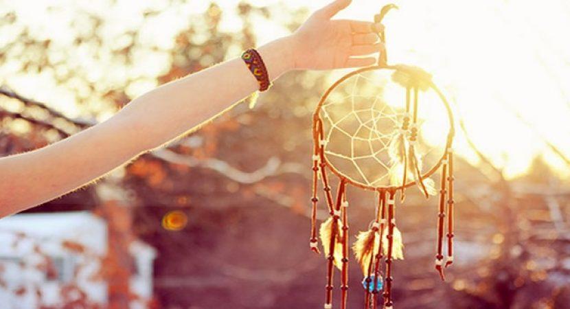 Só deixe os seus sonhos levarem suas dúvidas