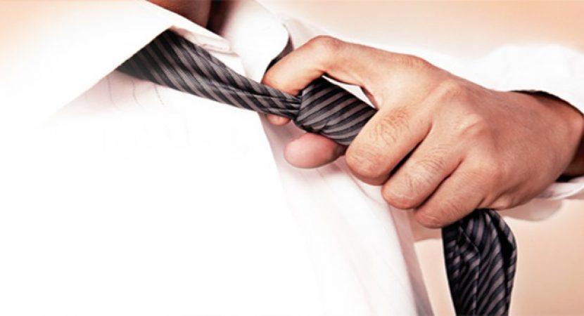 Tirar a gravata
