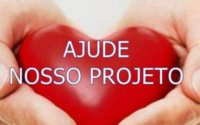 ajude nosso projeto pensar bem viver bem