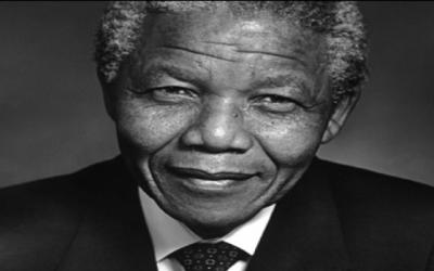Nelson Mandela pensar bem viver bem