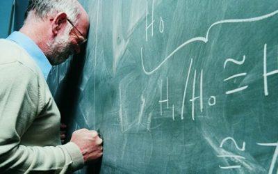 Pesquisa professores e seus problemas mentais
