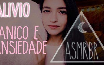 5 Melhores vídeos de ASMR 'ASMR BRASIL' (Marina Galdieri)