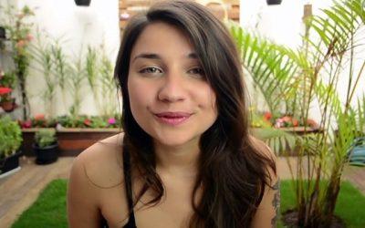 5 Melhores vídeos de ASMR 'ASMR LÁ NAS ALTURAS' (Ana Gutierrez)