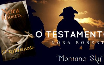 """Livro """"O Testamento"""""""