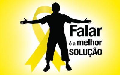 SETEMBRO AMARELO CAMPANHA DE PREVENÇÃO AO SUICÍDIO