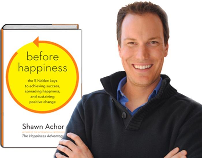 """""""Antes da Felicidade"""" – Shawn Achor psicologia positiva"""