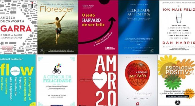 """30 Livros de """"Psicologia Positiva"""" que você deve ler"""