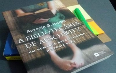 A Bibliotecaria de Auschwitz – Antonio G. Iturbe
