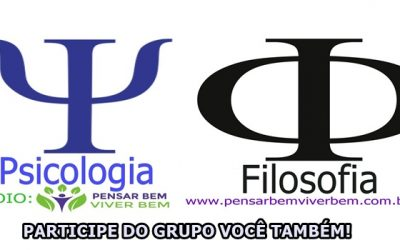 Grupo Psicologia e Filosofia no facebook
