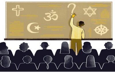 Obrigatoriedade da formação religiosa