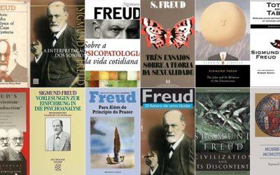 Os 12 livros de Freud mais famosos e influentes que você precisa ler