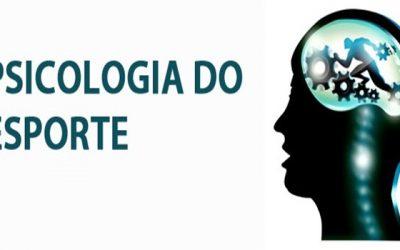 PRIMEIROS PASSOS DA PSICOLOGIA DO ESPORTE E EXERCÍCIO