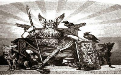 Wotan O arquétipo das lutas politicas