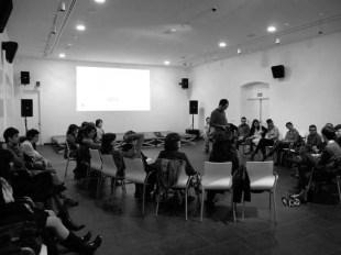 reunión de agentes culturales