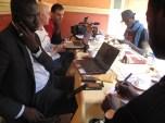 Preparando sesiones en Kayar