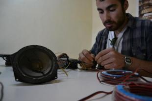 Montando instalación de Valcarcel Medina