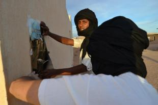 Plantilla de J. Mariscal, La Primavera Arabe