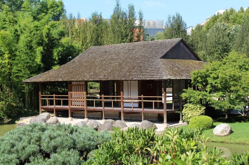 le jardin japonais toulouse pensee