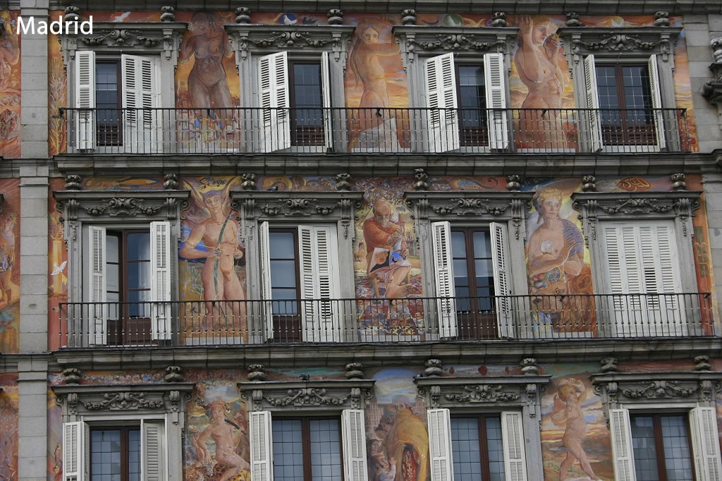 Stedentrips-Madrid