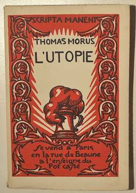 Thomas More - Utopie