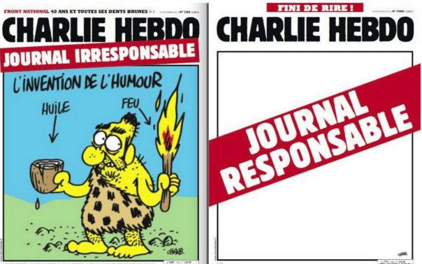 Charlie Hebdo responsable ?