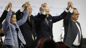 COP21-celebration