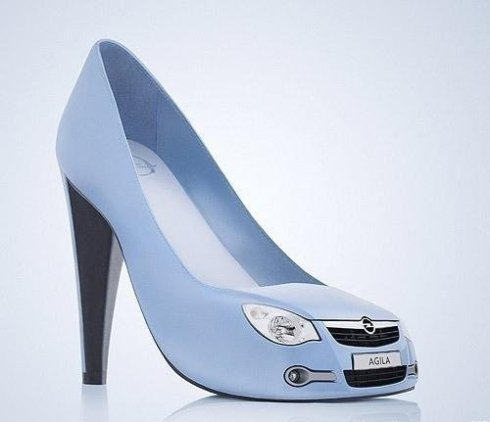 Chaussures automobile