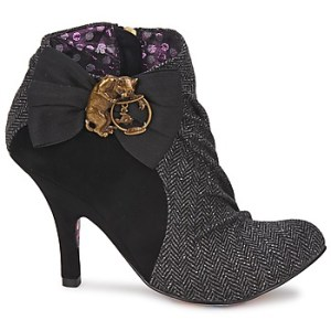 Low boots Another Lost Weekend par Irregular Choice