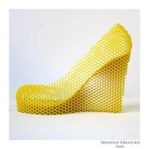Chaussure Honey par Sebastian Errazuriz