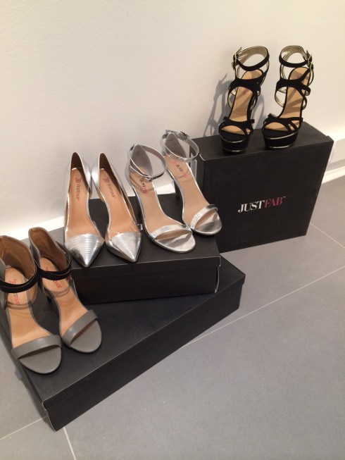 Collection de chaussures automne/hiver 2014/2015 JustFab