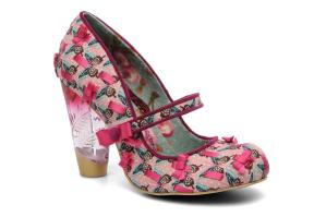 Escarpins Secret Pair par Irregular Choice