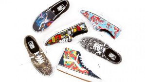 Collection Star Wars de Vans