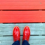 La Shoesaholic du Jour: Miss Red