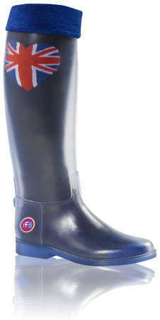I Feel Boot - B. Chic chaussette Londres