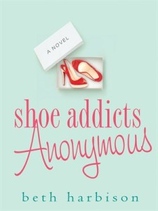 Couverture de Shoe Addicts, de Beth Harbison