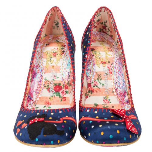 Escarpins Scottie Dog, par Irregular Choice