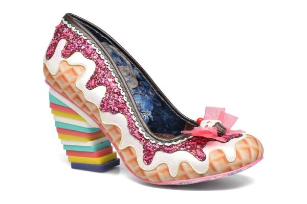 Escarpins Sweet Treats, par Irregular Choice