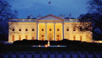 White House at Night