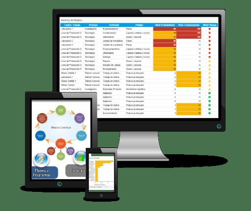 Software de Gestión de Salud y Seguridad en el Trabajo